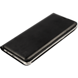 Wallet Case for Samsung Galaxy S6 Edge Plus, Black