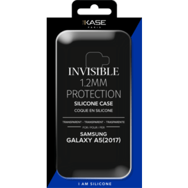 Invisible Slim Case for Samsung Galaxy A5 (2017) 1.2mm, Transparent