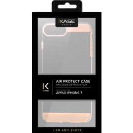 Air Coque de protection pour Apple iPhone6/6s/7/8, Or Rose