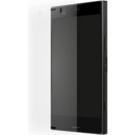 Full Coverage Tempered Glass Screen Protector for Sony Xperia XZ1 Compact, Transparent