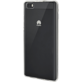 Silicone Case for Huawei P8lite, Transparent