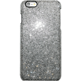 Case Coque pour Apple iPhone 6/6s Plus, Strass Blanc