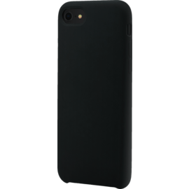 (Edizione Speciale) Custodia in Silicone Gel Soft per Apple iPhone 7/8, Satin Black