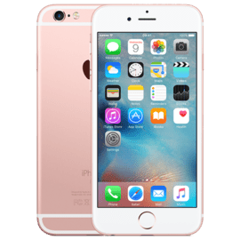 refurbished iPhone 6s 32 Gb, Rose Gold, unlocked