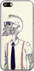 Case The Gentleman becomes a Hipster by Mike Koubou