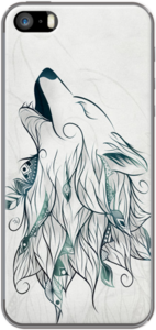 Case Wolf by Loujah