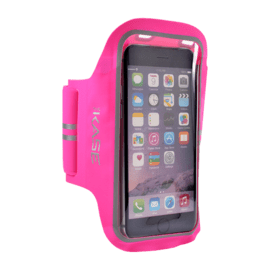 Ultra Slim Sport Armband for Apple iPhone 6/6s/7/8, Pink