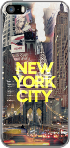Case New York City II [yellow] by JAVIER MARTINEZ
