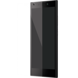 Premium Tempered Glass Screen Protector for Sony Xperia L2, Transparent