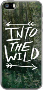 Case Into the Wild by Leah Flores