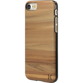 Coque bois pour Apple iPhone 7/8, Cappuccino