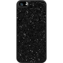Rhinestone Bling case for Apple iPhone 5/5s/SE, Midnight Black