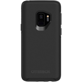 Otterbox Symmetry series for Samsung Galaxy S9, BLACK