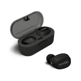 Gen 2.0 Advanced True Wireless Stereo Earbuds with Charging pod, Black
