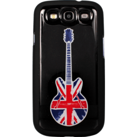Case Case for Samsung Galaxy S3, UK Guitar silicone
