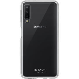 Invisible Hybrid Case for Samsung Galaxy A7 2018, Transparent