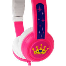 Travel Buddy Headphone for children, Pink