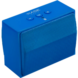 Case Musik Customizer Bluetooth Speaker, Blue