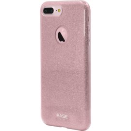 Sparkly Glitter Slim Case for Apple iPhone 7 Plus, Rose Gold