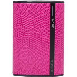 Case Fashionista Power Bank, 8400 mAh, Lizard Pink
