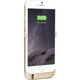 Power Case 2800 mAh for Apple iPhone 6/6s, Gold