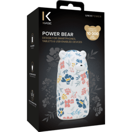 Power Bear External Battery, 10000 mAh