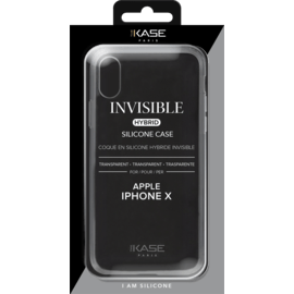 Invisible Hybrid Case for Apple iPhone X Transparent