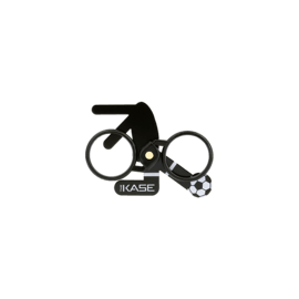 Dual-Ring Smartphone Holder & Stand, Soccer Player