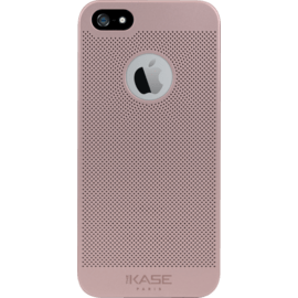 Case Coque Mesh pour Apple iPhone 5/5s/SE, Or Rose
