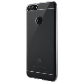 Invisible Slim Case for Huawei P Smart 1.2mm, Transparent