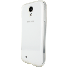 Case for Samsung Galaxy S4, Transparent silicone