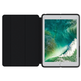 Otterbox Symmetry Series Folio Case for Apple iPad 5th/6th Generation, Black