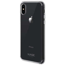 Invisible Hybrid Case for Apple iPhone X/XS, Transparent