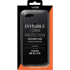 Invisible Slim Case for Xiaomi Mi 8 Lite 1.2mm, Transparent