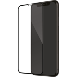 Full Coverage Tempered Glass Screen Protector for Apple iPhone 11 Pro, Black