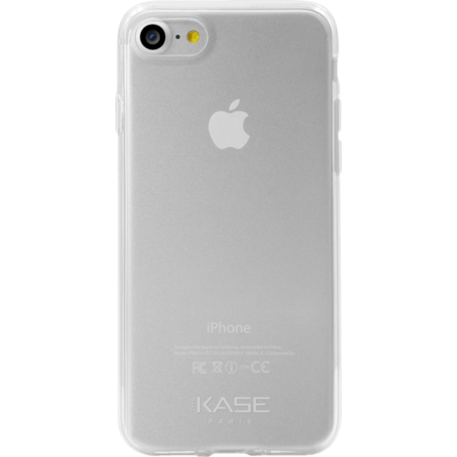 Case Invisible Silicone Case for Apple iPhone 7 1.2 mm, Transparent