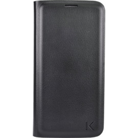 Case Wallet Case for Samsung Galaxy S6, Cosmos Black