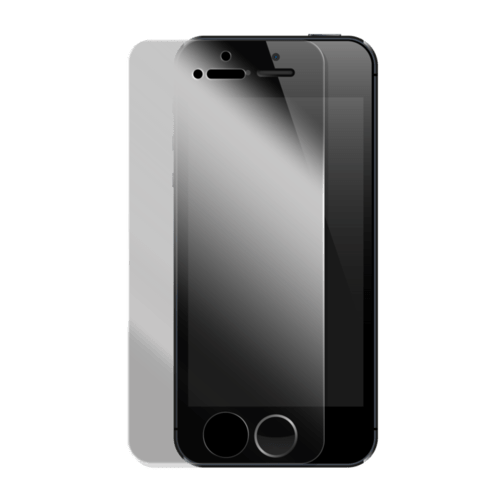 Case Screen protector for Apple iPhone 5/5s/5C/SE, Mirror