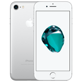 refurbished iPhone 7 32 Gb, Silver, unlocked