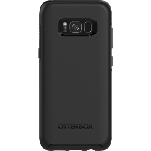 Case Otterbox Symmetry series Coque pour Samsung Galaxy S8, Noir