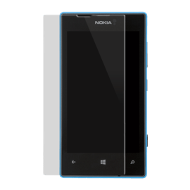 Premium Tempered Glass Screen Protector for Nokia Lumia 520, Transparent