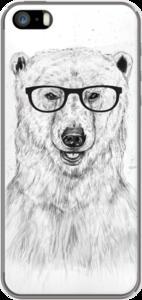 Case Geek bear by soltib
