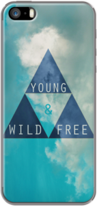 Case Young, Wild and Free by Caleb Troy