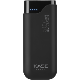 Universal PowerHouse external battery 2.0 5000mAh, Black