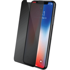 Privacy Tempered Glass Screen Protector for Apple iPhone X/XS