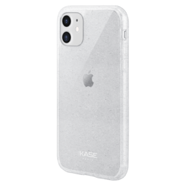 Invisible Sparkling Hybrid Case for Apple iPhone 11, Transparent