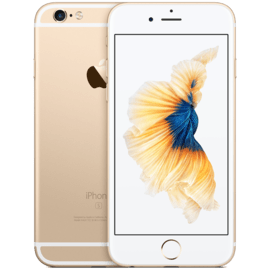 iPhone 6s  Gold 16 GB, refurbished