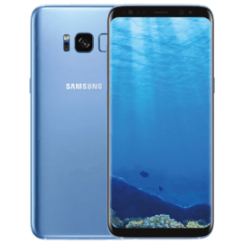 refurbished Galaxy S8 64 Gb, Blue, unlocked