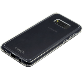 Invisible Hybrid Case for Samsung Galaxy S8+, Transparent