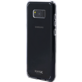 Coque hybride invisible pour Samsung Galaxy S8, Transparent